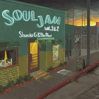 Shunske G  &  The Peas - Soul Jam Vol.1&2