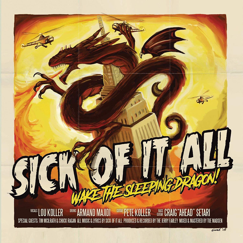 Sick Of It All - Wake The Sleeping Dragon!