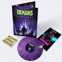 Claudio Simonetti -Demons Original Soundtrack