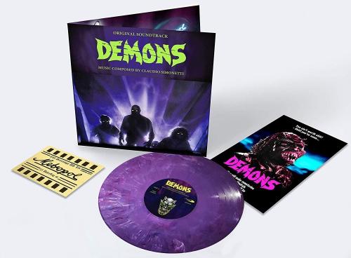Claudio Simonetti - Demons Original Soundtrack