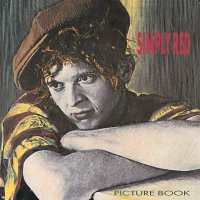 Simply Red -Picture Book