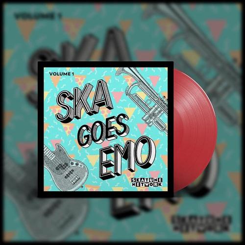 Skatune Network - Ska Goes Emo, Vol. 1