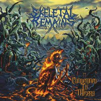 Skeletal Remains -Condemned To Misery