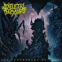 Skeletal Remains - The Entombment Of Chaos Ltd. Gatefold Black Lp+Cd)