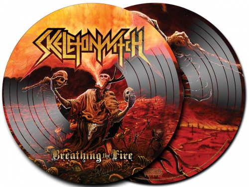 Skeletonwitch -Breathing The Fire