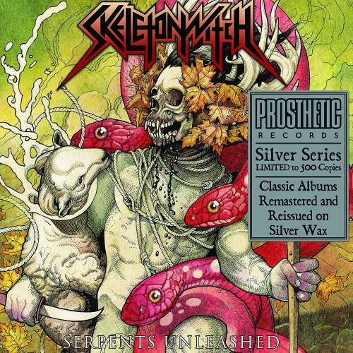 Skeletonwitch - Serpents Unleashed - Silver Edition