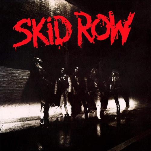 Skid Row - Skid Row (Translucent purple vinyl)