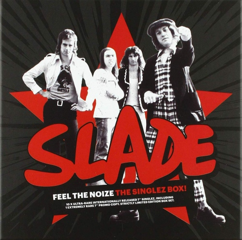 Slade - Feel The Noize