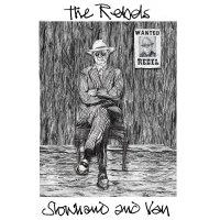Slowhand  & Eric Clapton Van - The Rebels
