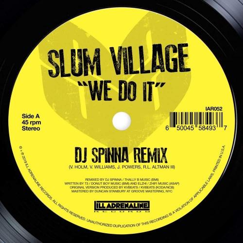 Slum Village -We Do It