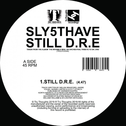 Sly5Thave -Let Me Ride Feat Jimetta Rose Still D.r.e