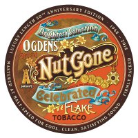 Small Faces - Ogdens' Nut Gone Flake (50th anniversary ltd. red / white / blue 3LP box set)