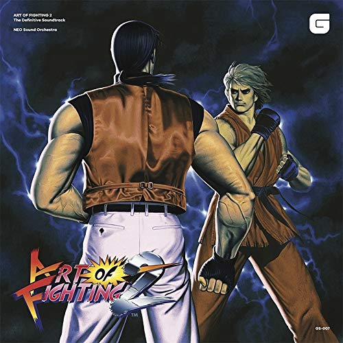 Snk Neo Sound Orchestra -Art Of Fighting II
