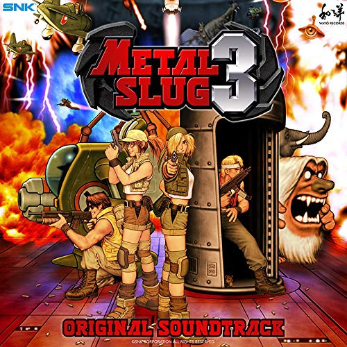 Snk Sound Team - Metal Slug 3