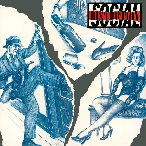 Social Distortion -Social Distortion