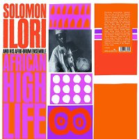 Solomon Ilori /  Afro-Drum Ensemble - African High Life