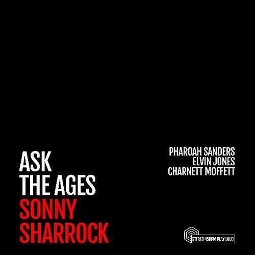Sonny Sharrock - Ask The Ages