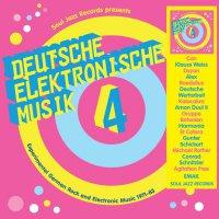 Soul Jazz Records Presents: Deutsche Elektronische -Soul Jazz Records Presents: Deutsche Elektronische Musik 4 -Experimental German Rock & Electronic Music 1971-1983