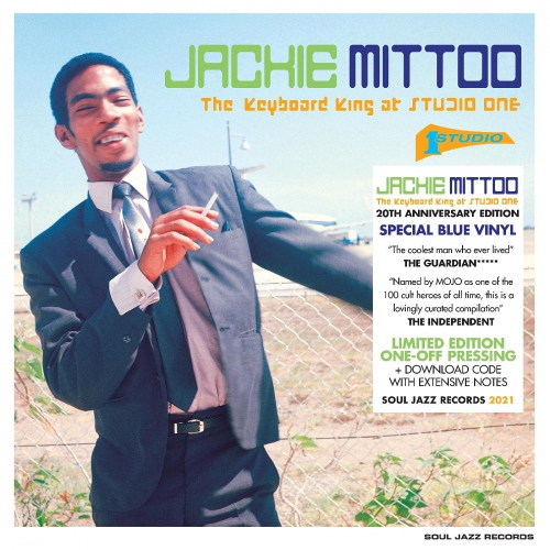 Soul Jazz Records Presents - Jackie Mittoo - The Keyboard King At Studio One