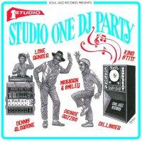 Soul Jazz Records Presents - Soul Jazz Records Presents Studio One Dj Party