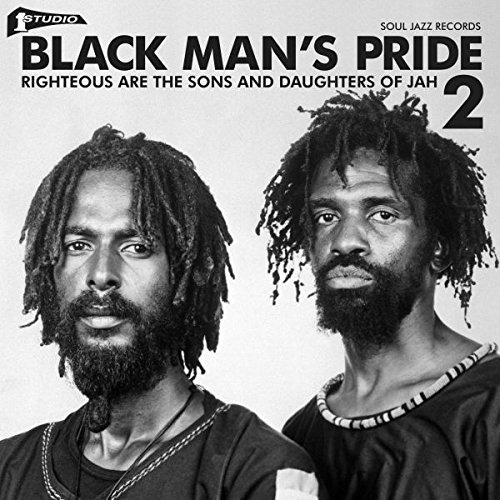 Soul Jazz Records Presents -Studio One Black Man's Pride 2: Righteous Are The Sons & Daughters Of Jah
