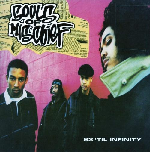 Souls Of Mischief -93 'Til Infinity