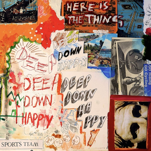 Sports Team -Deep Down Happy