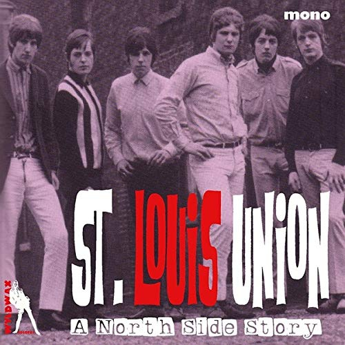 St Louis Union - A North Side Story