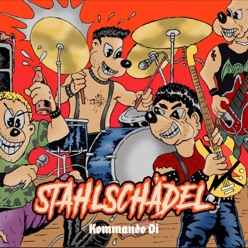 Stahlschadel - Kommando Oi