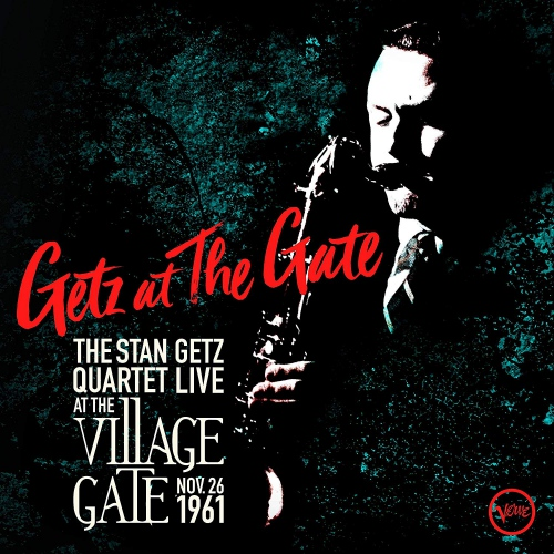 Stan Getz - Stan Getz - Getz At The Gate
