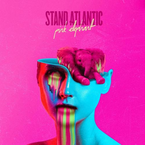 Stand Atlantic -Pink Elephant