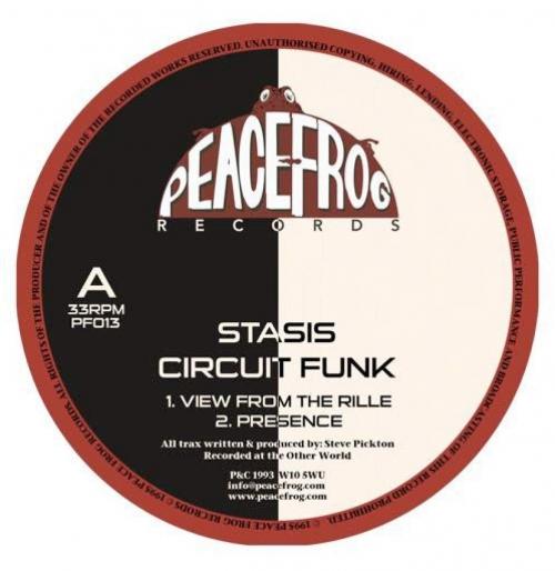 Stasis - Circuit Funk
