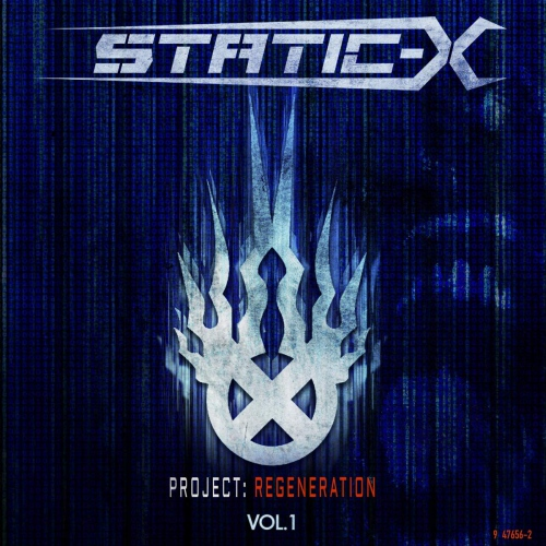 Static-X -Project Regeneration Volume 1