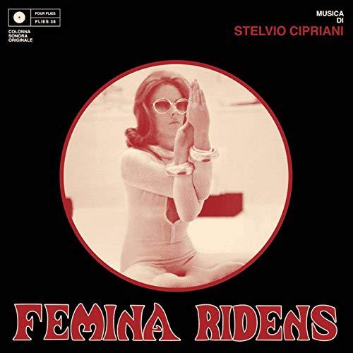 Stelvio Cipriani -Femina Ridens Original Soundtrack
