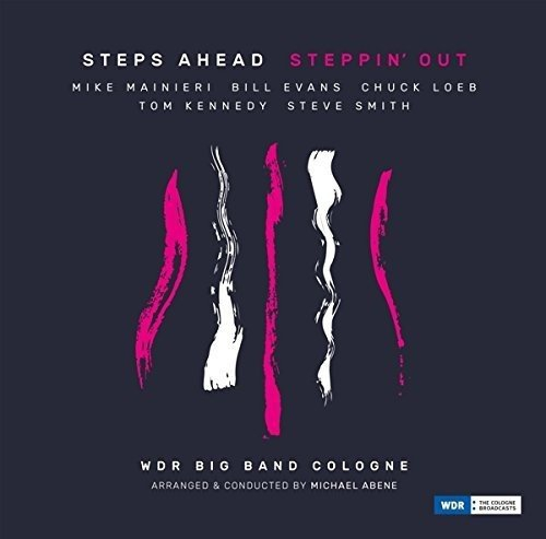 Steps Ahead Steppin Out Upcoming Vinyl October 7 2016