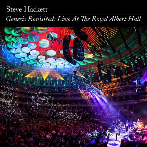 Steve Hackett -Genesis Revisited: Live At The Royal Albert Hall - Remaster 2020