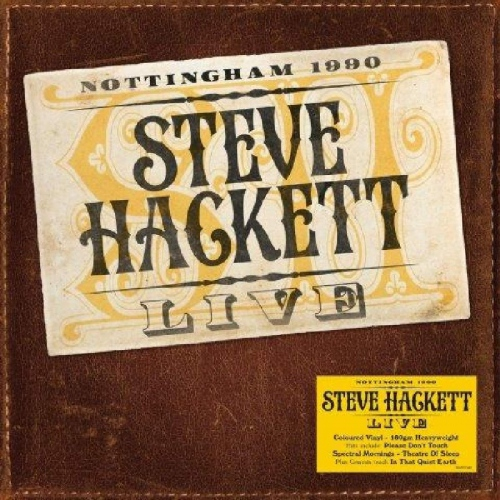 Steve Hackett -Live