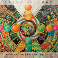 Steve Hillage - Madison Square Garden 1977 - Limited Edition Opaque Orange Vinyl