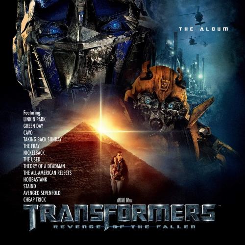 Steve Jablonsky - Transformers: Revenge Of The Fallen The Album