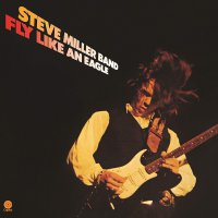 Steve Miller Band - Fly Like An Eagle Black/yellow