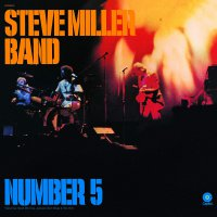 Steve Miller Band -Number 5 Orange