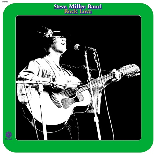 Steve Miller Band -Rock Love Translucent Purple
