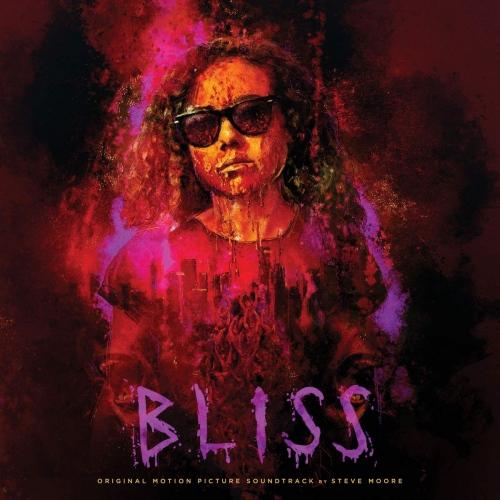 Steve Moore -Bliss (Original Motion Picture Soundtrack) Lp