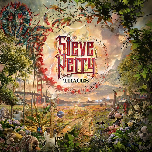 Steve Perry - Traces Deluxe Lenticular