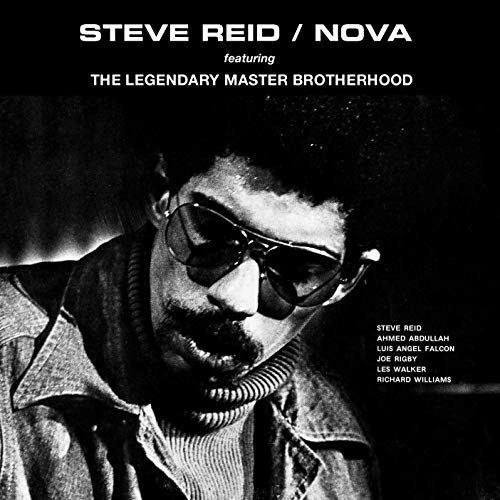 Steve Reid - Soul Jazz Records Presents Steve Reid: Nova