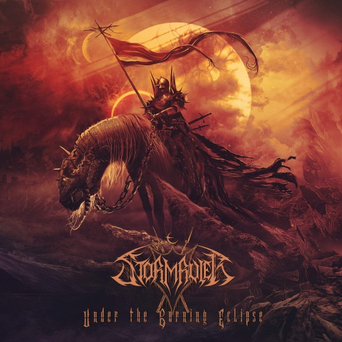 Stormruler -Under The Burning Eclipse