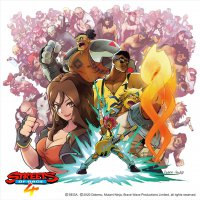 Streets Of Rage 4 - The Definitive Soundtrack - Streets Of Rage 4 - The Definitive Soundtrack