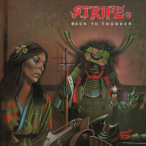 Strife - Back To Thunder
