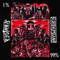 Subhumans; The Restarts - Split