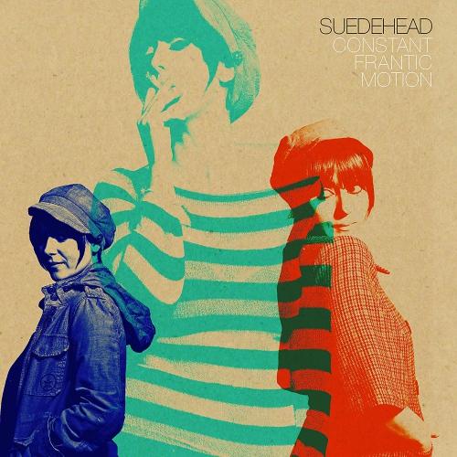 Suedehead - Constant Frantic Motion Neon Orange